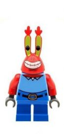LEGO® Spongebob: Mr Krabs